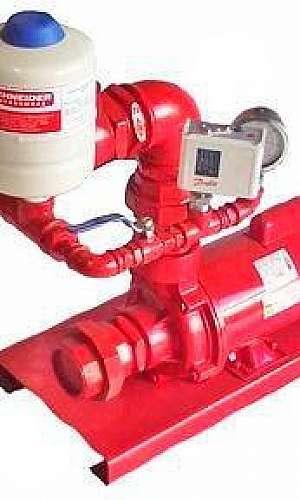 Bomba de água de alta pressão