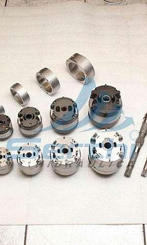 Componentes hidráulicos Vickers