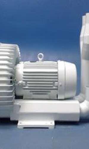 Compressores radiais de sucção