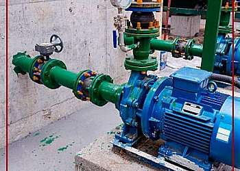 Conserto de bomba d água