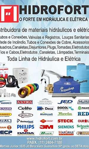 Distribuidora de conexões hidráulicas