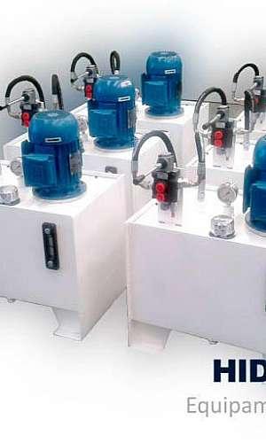 Empresa de unidade hidráulica