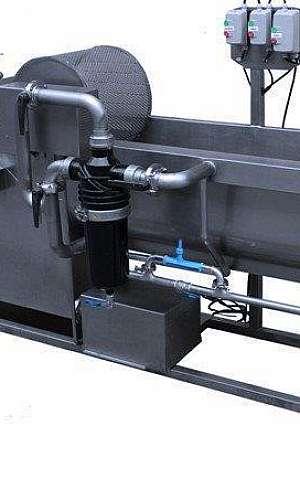 Lavadora hidrodinâmica