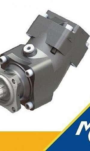 Motor hidráulico de pistão axial